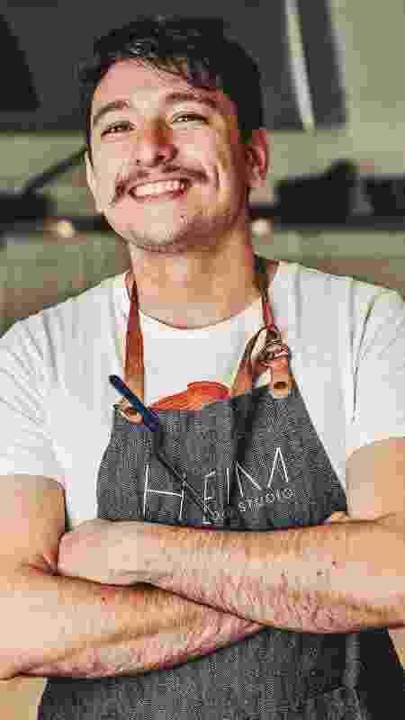 Pedro Soares aposta na culinária tecnoemocional - Biboworks - Biboworks