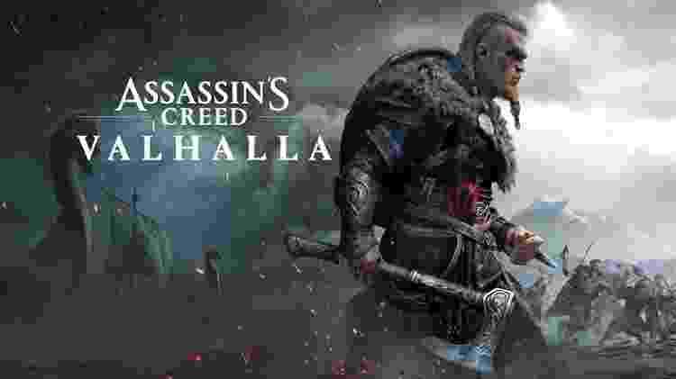 Assassin's Creed Valhalla Vikings - Divulgação/Ubisoft - Divulgação/Ubisoft