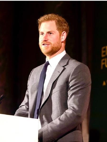 Príncipe Harry emitiu comunicado lamentando a morte do avô, Príncipe Philip - Reprodução/Instagram