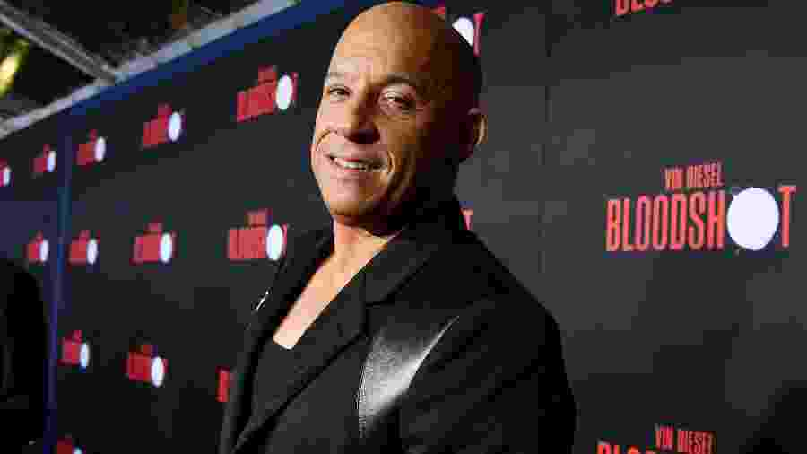 Vin Diesel agora é cantor -- 2020, já deu, né, amor? - Getty Images