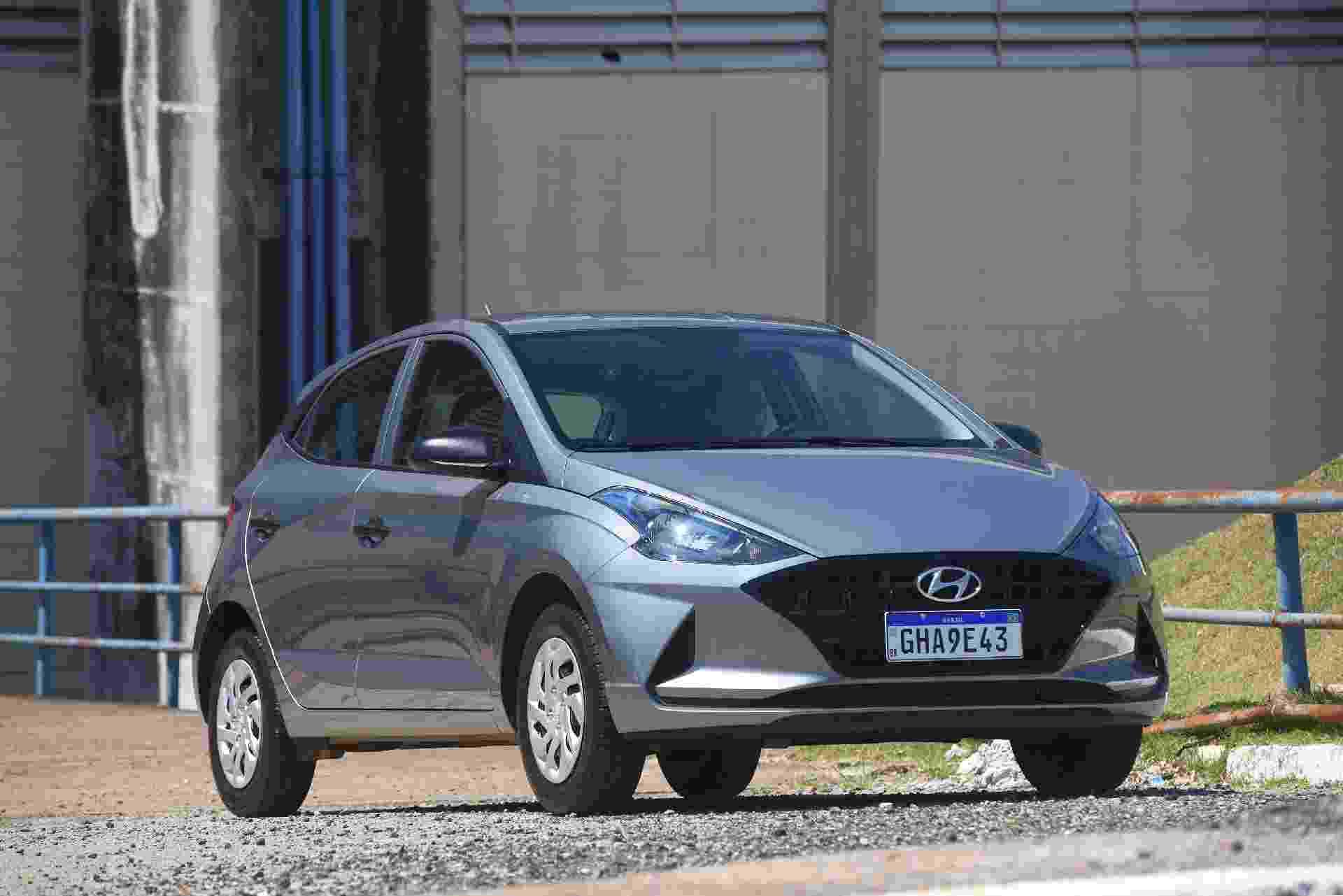 Hyundai HB20 Sense - Murilo Góes/UOL