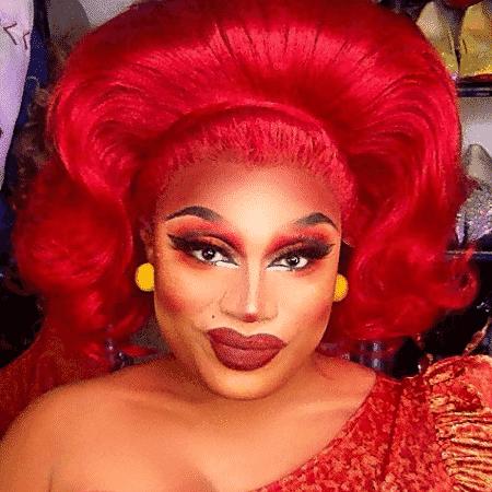 """Brita Filter, participante da 12ª temporada de """"RuPaul""""s Drag Race"""" - Reprodução / Instagram"""