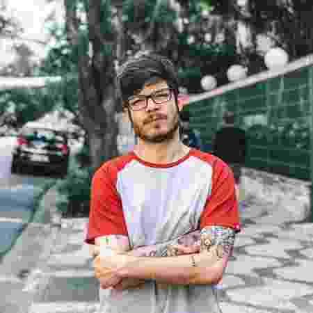 Gabriel Gaybol streamer - Divulgação - Divulgação