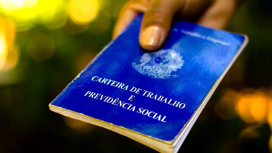Governo divulgou hoje dados do Caged, que traz o número de empregos com carteira assinada no país - iStock