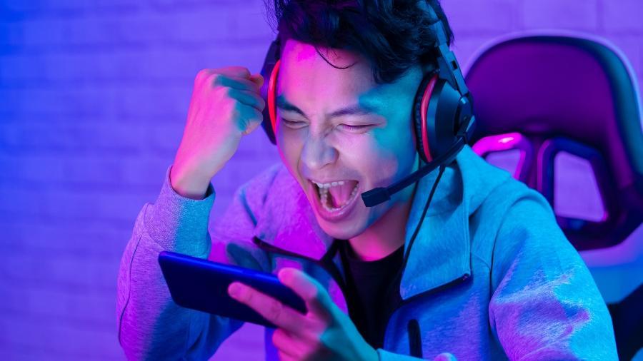 Gosta de jogar? Alguns celulares atendem a necessidade dos gamers - Getty Images