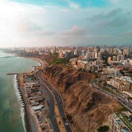 Lima, no Peru - Nizam Ergil/EyeEm/Getty Images
