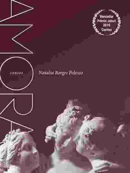 """""""Amora"""" foi publicado em 2016, mesmo ano em que venceu o prêmio Jabuti na categoria contos - Divulgação - Divulgação"""
