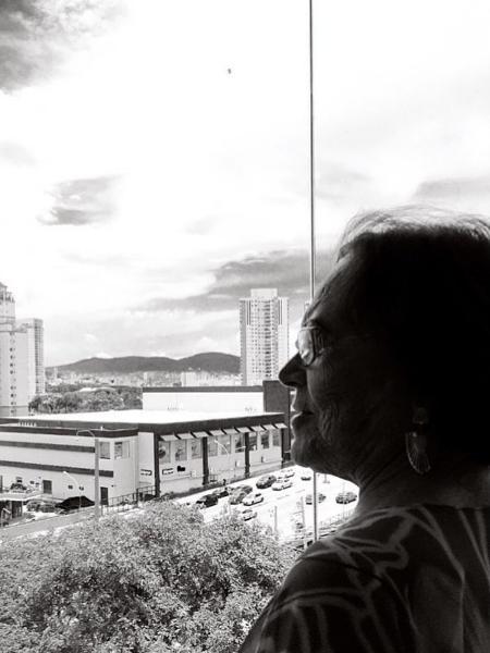 Felicidade Gomes (pra mim, vó Dade), 84 - Acervo pessoal