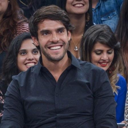Kaká será um dos oito jurados da final - Francisco Cepeda/AgNews