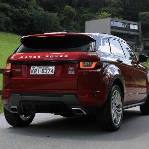 Range Rover Evoque HSE Si4 2016 - Murilo Góes/UOL