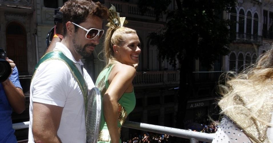 Fernando Torquatto e Carolina Dieckmann