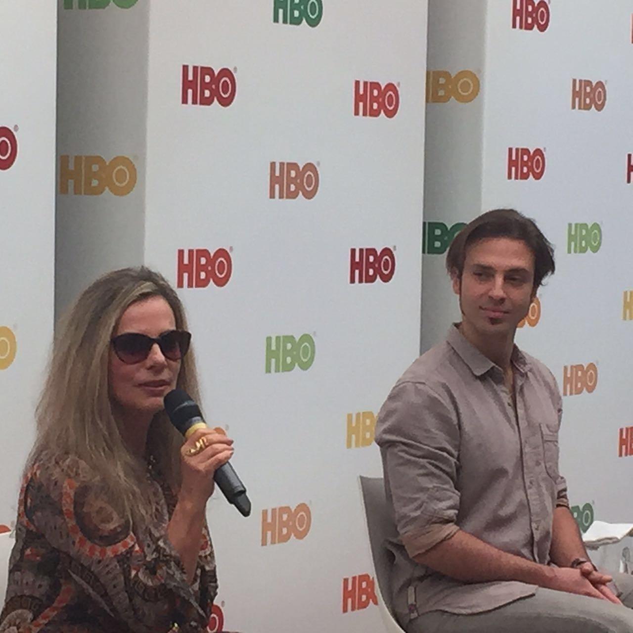 Bruna Lombardi disse que a produção irá mostrar a investigação de um crime