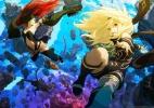 """Lançamentos: """"Gravity Rush 2"""" e """"Dragon Quest VIII"""" portátil são destaques - Divulgação"""