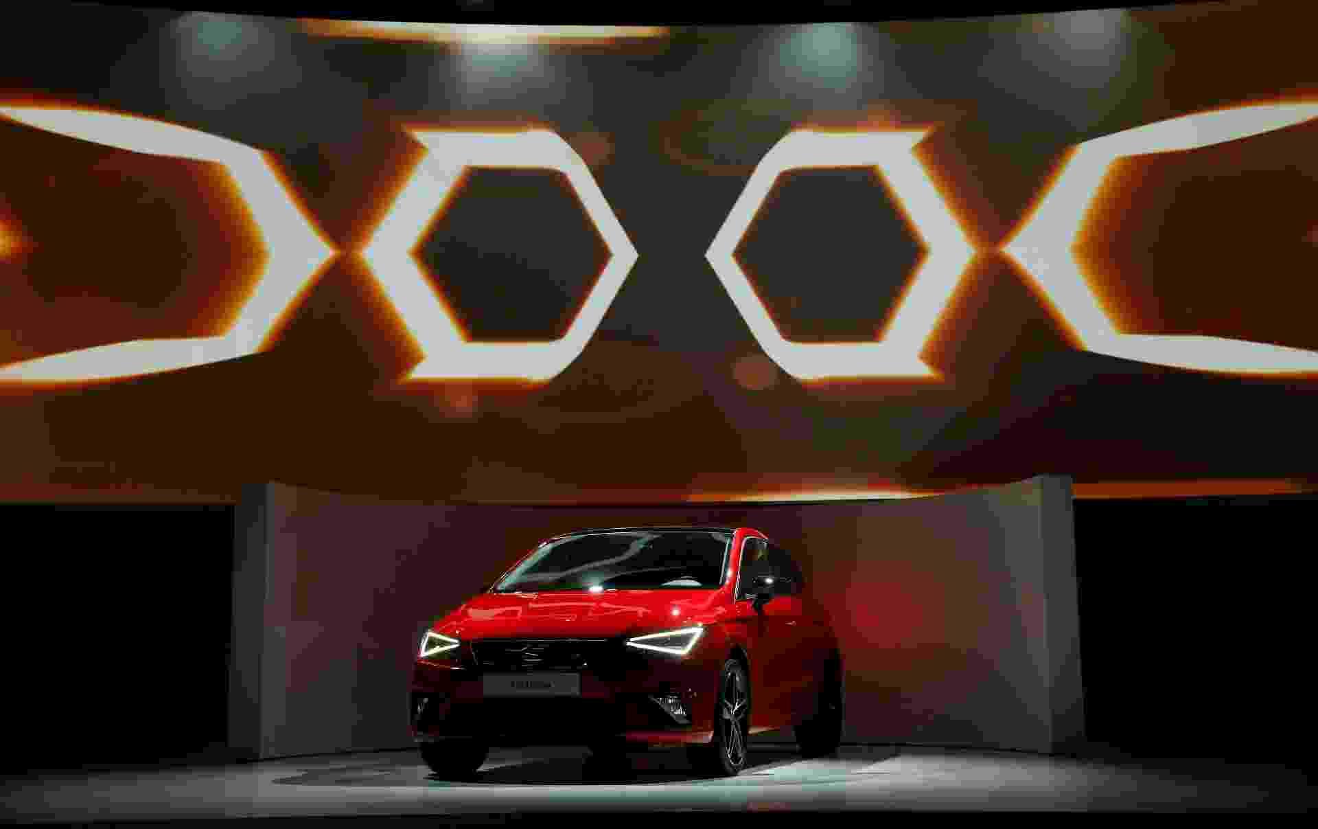 Lançamento da quinta geração do Seat Ibiza - Lluis Gene/AFP