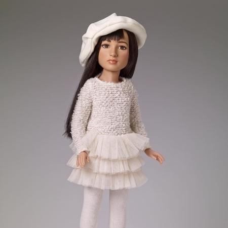 Boneca da ativista Jazz Jennings é novidade em feira de brinquedos - Reprodução/Facebook