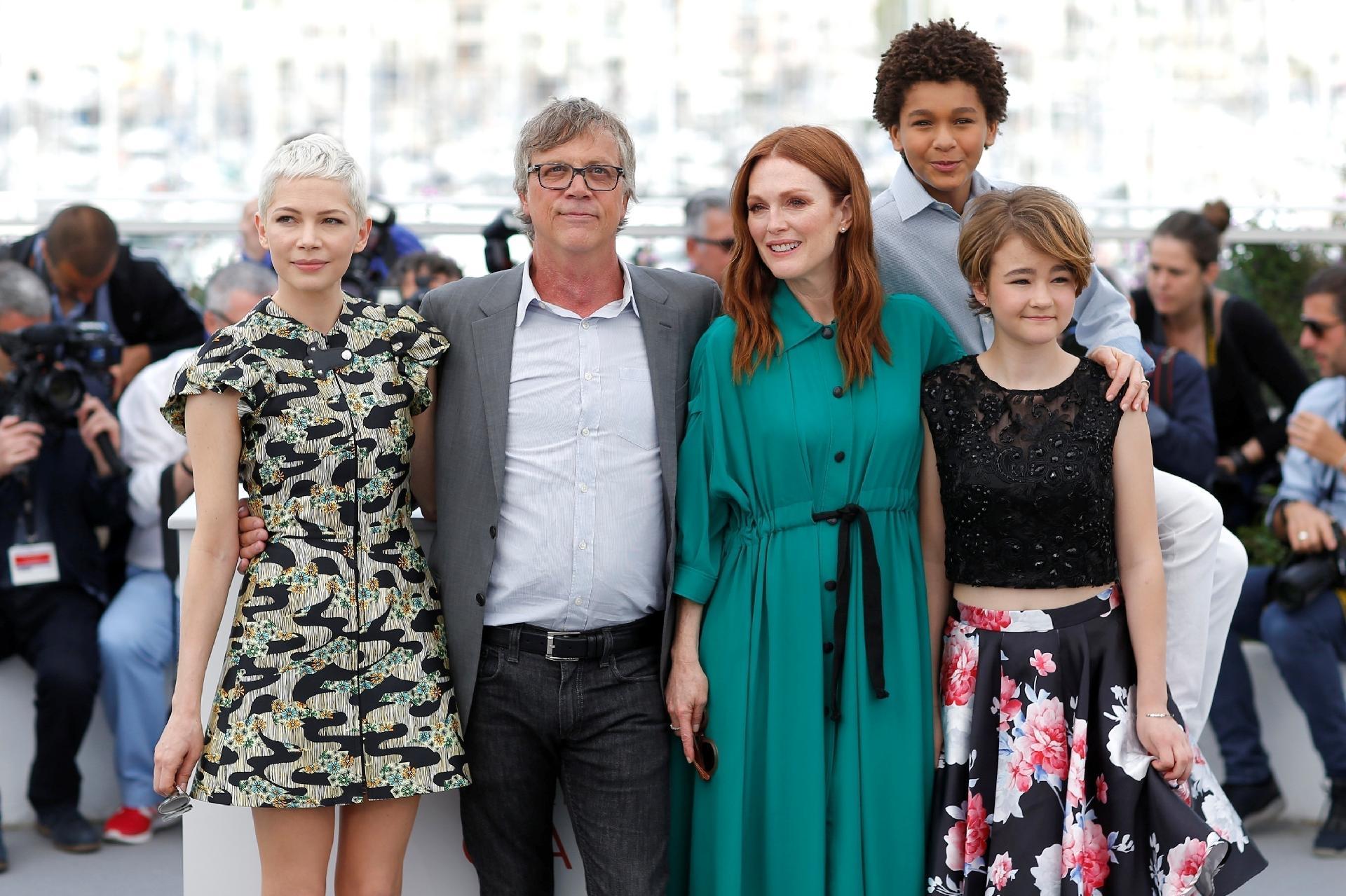 Resultado de imagem para Cannes 2017 Todd Haynes
