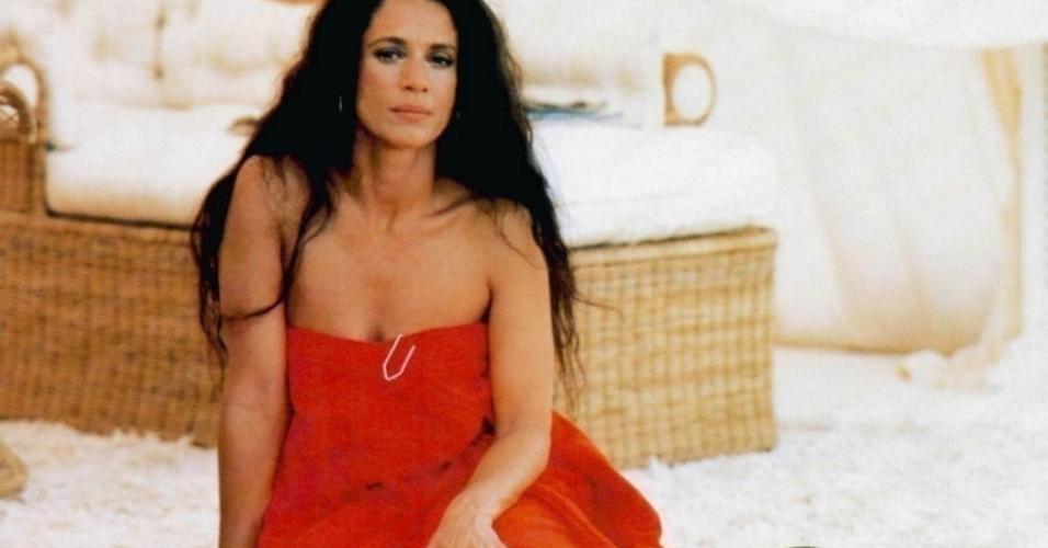 """Sônia Braga em cena de """"Luar sobre Parador"""" (1988)"""