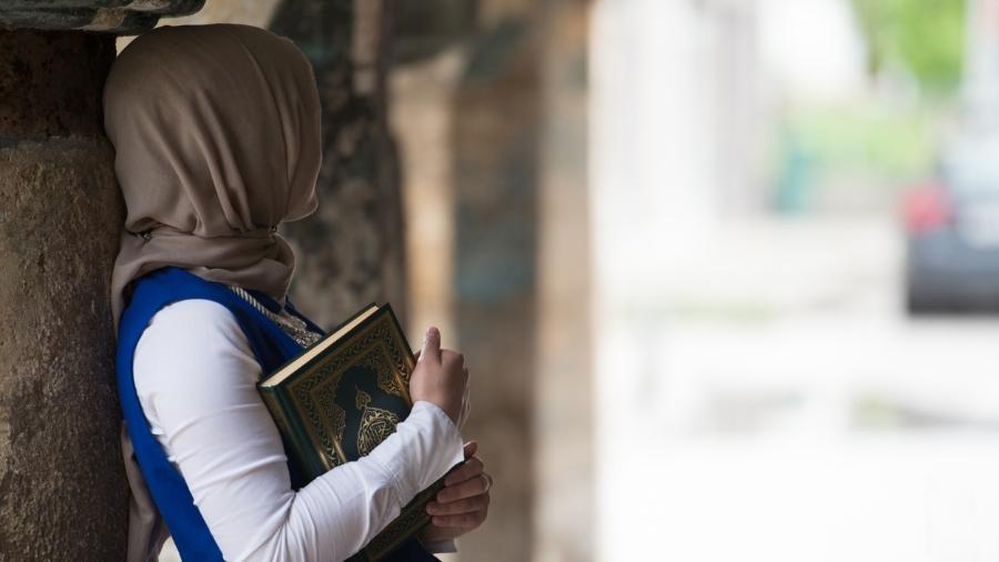 A advogada foi impedida de realizar seu trabalho com o hijab pelo juiz do caso - Getty Images