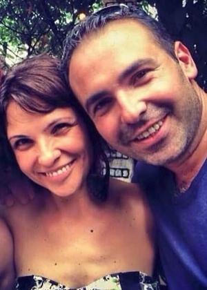 Reinaldo Gottino lamenta morte de sua irmã, Rosemeire