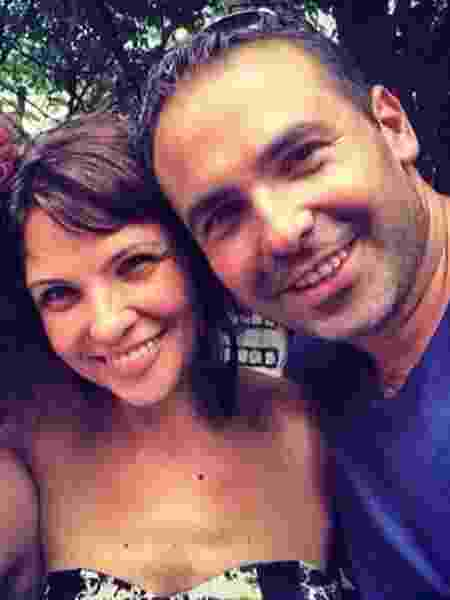 Reinaldo Gottino lamenta morte de sua irmã, Rosemeire - Reprodução/Facebook
