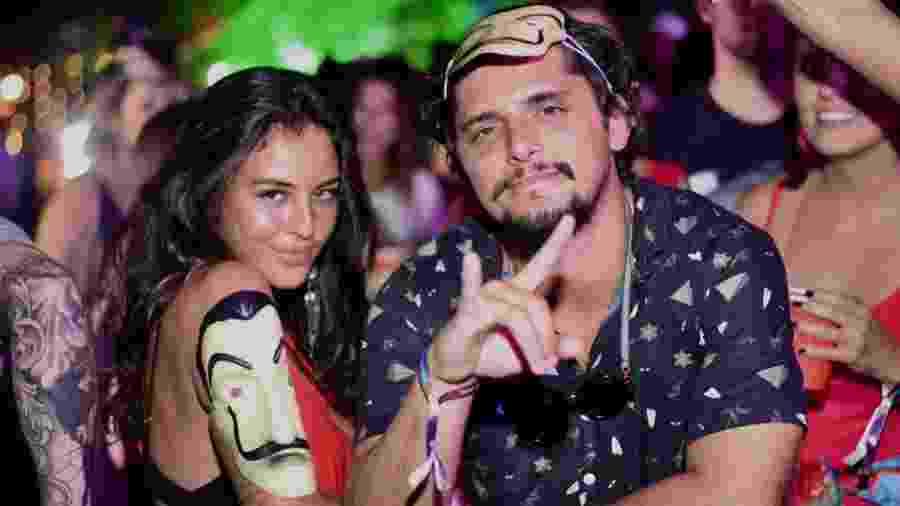Yanna Lavigne e Bruno Gissoni vão juntos à festa no Rio de Janeiro - Ari Kaye/Divulgação