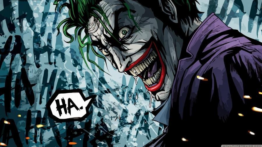 Coringa é um dos principais inimigos do Batman - Reprodução