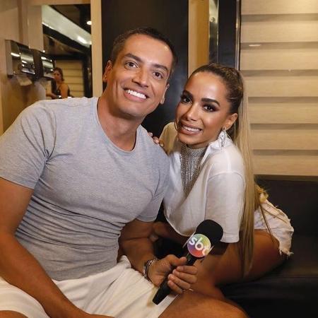 Anitta acusa Leo Dias de chantagem; jornalista nega - 25/05/2020 ...
