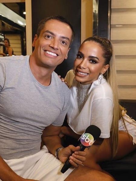 Leo Dias e Anitta - Felipe Panfili/Reprodução/Instagram