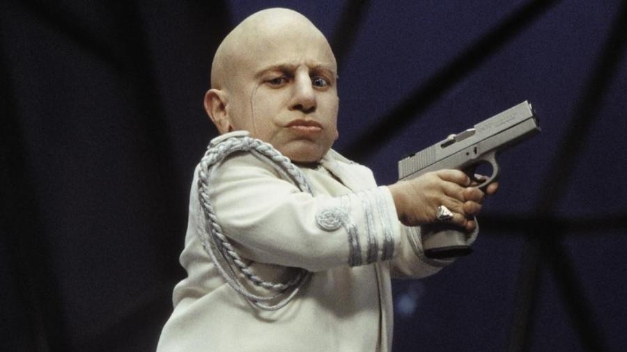 """Verne Troyer em """"Austin Powers"""" - Divulgação"""
