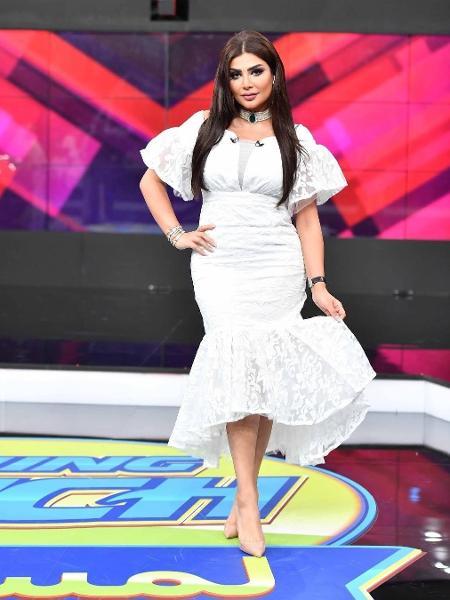 """Apresentadora de TV é demitida após usar vestido """"inapropriado"""" no Kuwait - Reprodução/Instagram"""