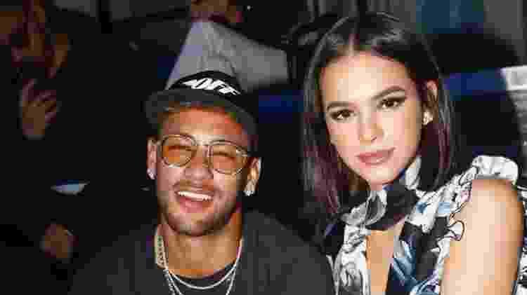 bruna marquezine e neymar - Reprodução/Instagram - Reprodução/Instagram
