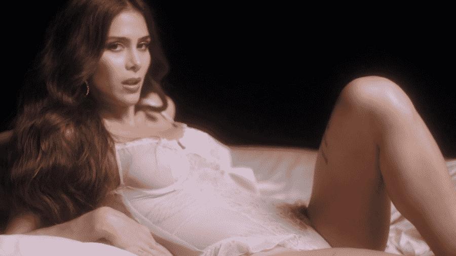 A cantora e atriz colombiana Greeicy Rendón - Reprodução