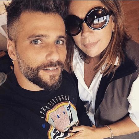 Bruno Gagliasso e Deborah Ewbank - Reprodução/Instagram