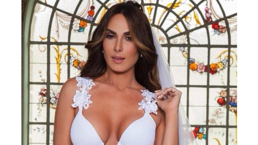 Nicole Bahls se casa na próxima terça-feira (4) - Reprodução/Instagram