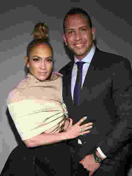 Jennifer Lopez e Alex Rodríguez - Getty Images