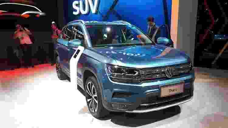 Volkswagen Tarek (frente) - Vitor Matsubara/UOL - Vitor Matsubara/UOL