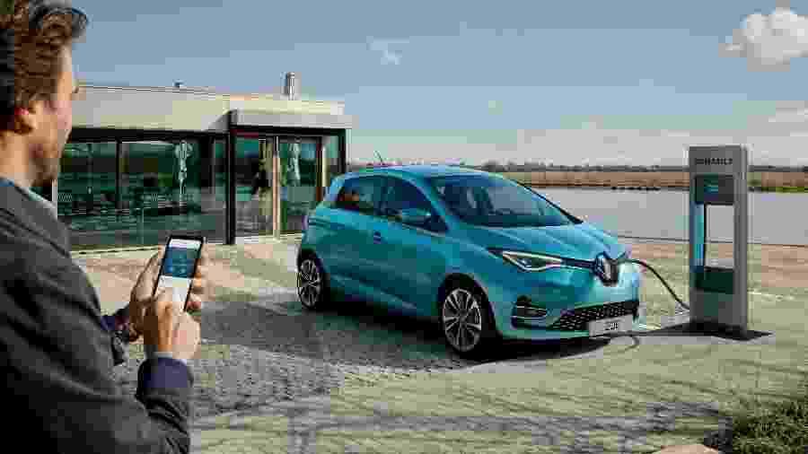 Renault Zoe 2020 - Divulgação