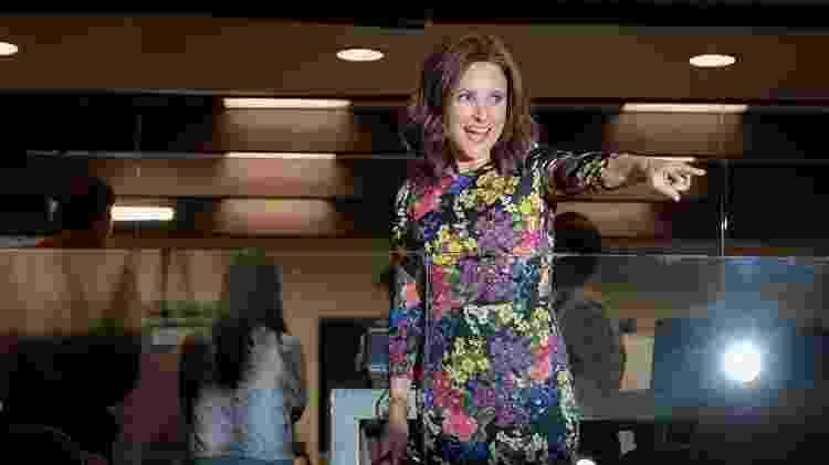 Julia Louis-Dreyfus em cena do episódio final de Veep - Divulgação/IMDb