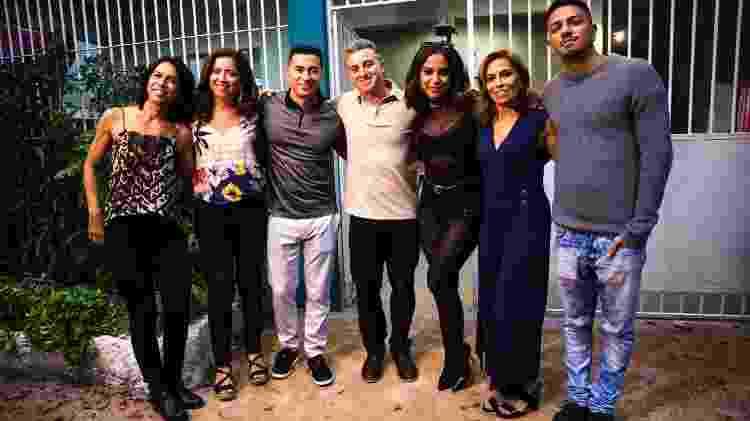 Luciano Huck e Anitta - Divulgação/Globo - Divulgação/Globo