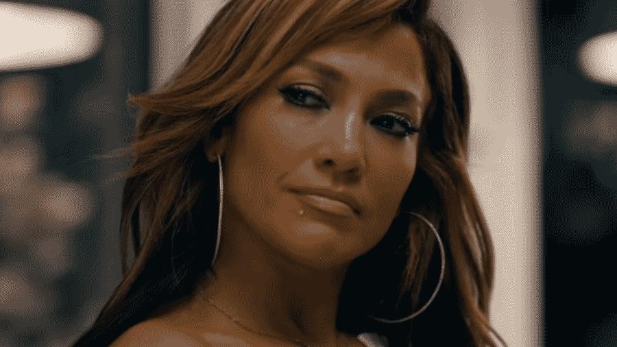 Jennifer Lopez em cena do As Golpistas - Reprodução