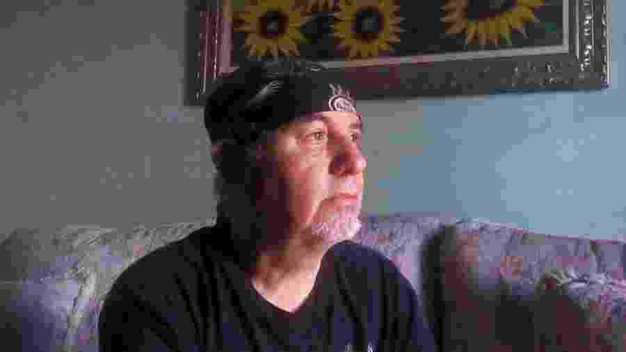 Jairo Estevam teve paralisia do sono durante 50 anos - Arquivo Pessoal