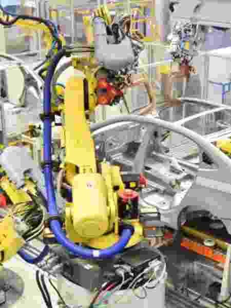 Volkswagen Fábrica Anchieta - Divulgação