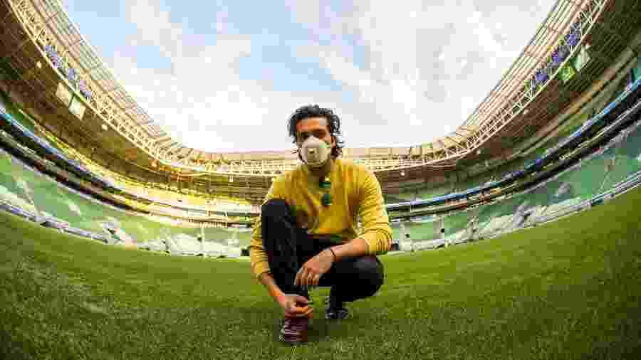 Luan Santana fará live no Allianz Parque, em São Paulo - Divulgação