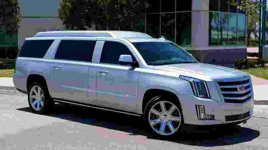Cadillac Escalade ESV de Tom Brady - Divulgação
