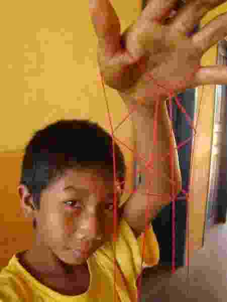 Site sobre povos indígenas para crianças PIB Mirim ganha versão para celular - Paula Mendonça/ISA