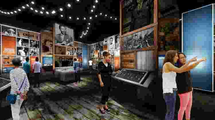 National Museum of African American Music (Estados Unidos) - Divulgação - Divulgação