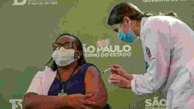 Mônica Calazans - Governo do Estado de São Paulo / Divulgação - Governo do Estado de São Paulo / Divulgação