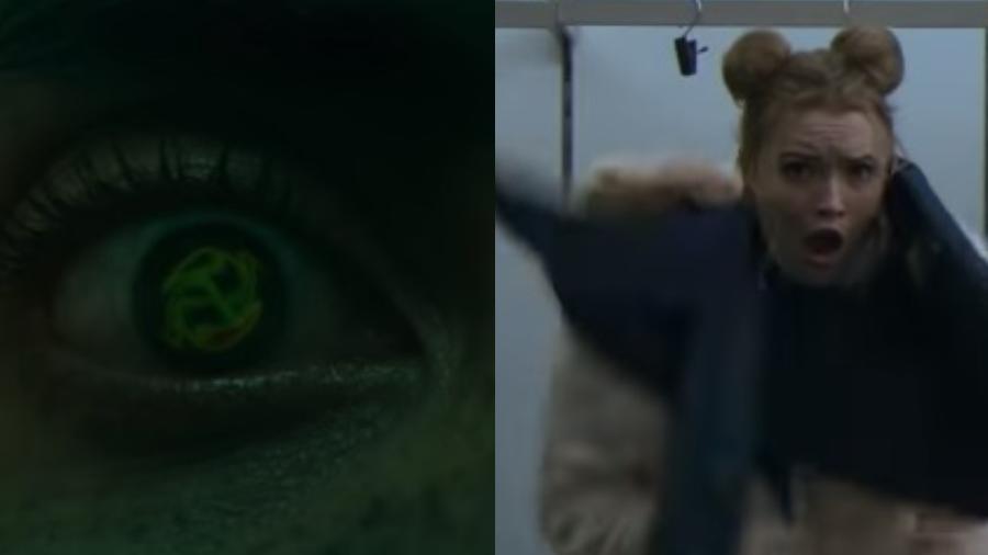 """""""Slaxx?, filme de terror de uma calça jeans assassina  - Imagem: Reprodução/YouTube"""