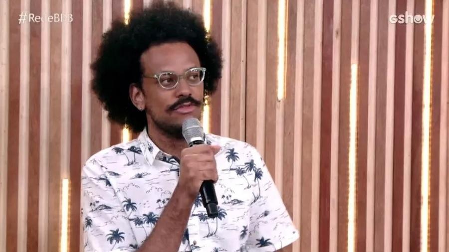 João Luiz não deverá voltar à sala de aula - Reprodução/Globoplay
