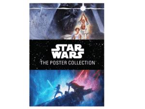 Star Wars: The Poster Collection (Mini Book) - Divulgação - Divulgação